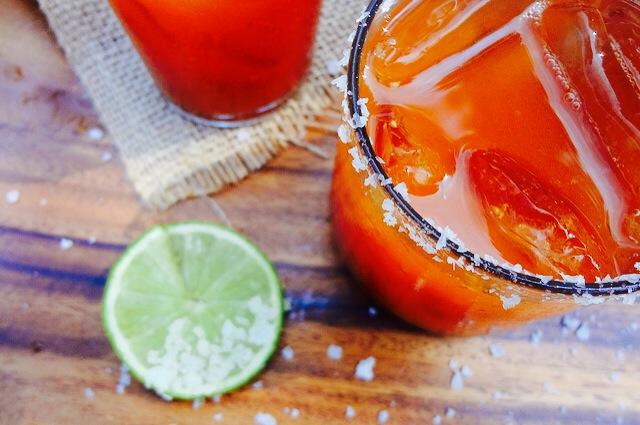 Jim Keffer's Bloody Mary Recipe