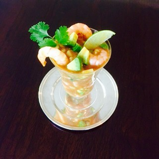 Jayme's Tailgate Ceviche