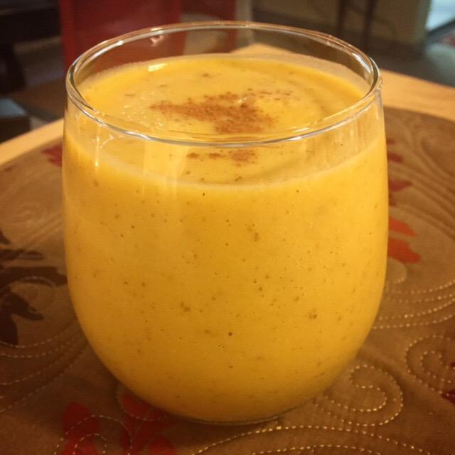Kristi's Pumpkin Spice Smoothie
