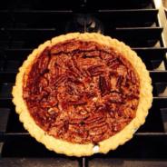 Rick Phillip's Gluten Free Chocolate Pecan Pie