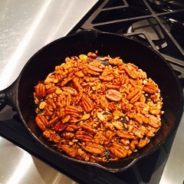 Jayme's Snack Mix