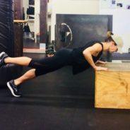 Jill Trebilcock's Ladder Workout