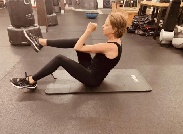 Kristi's Back to the Basics Workout