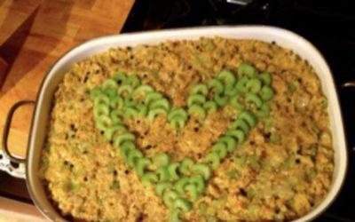 Nonie's Cornbread Stuffing