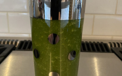 Jayme's Spicy Green Blend