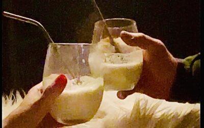 Vanilla RumChata Milkshake
